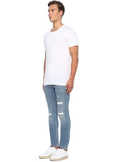Ck Jeans Pantolon Mavi